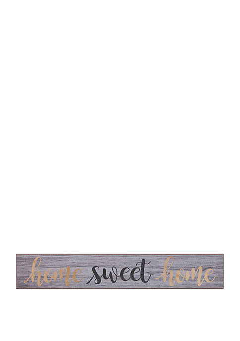 Patton Picture Home Sweet Home Rustic Wood Wall