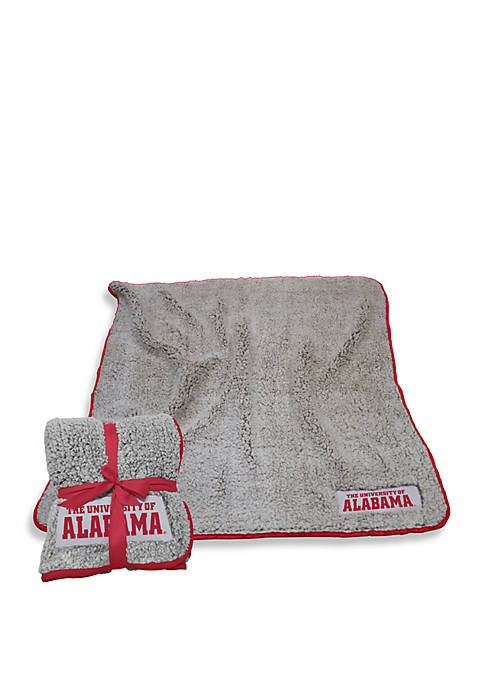 Logo University of Alabama Frosty Fleece Blanket