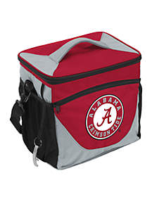 Logo Alabama 24-Can Cooler
