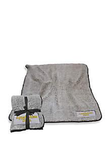 Logo Appalachian State Mountaineers Frosty Fleece Blanket