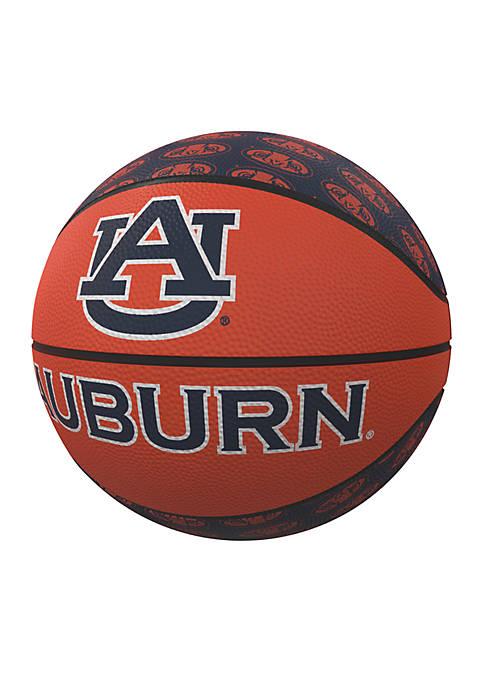 Logo Auburn Tigers Mini Size Rubber Basketball