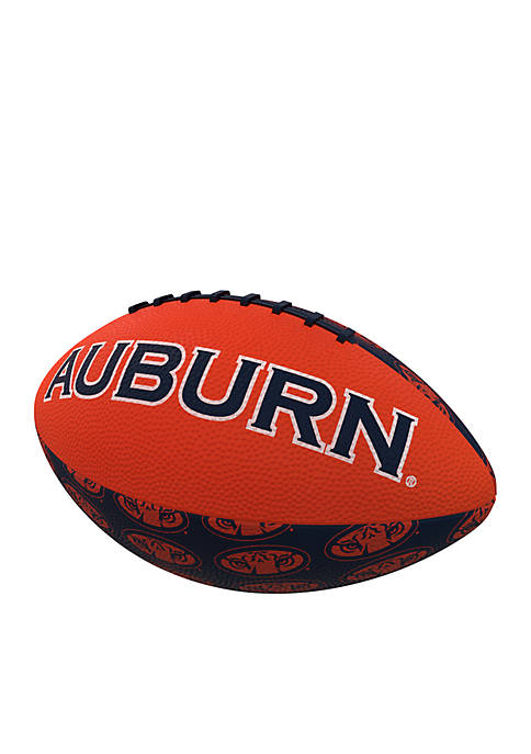 Logo Auburn University Mini Rubber Football
