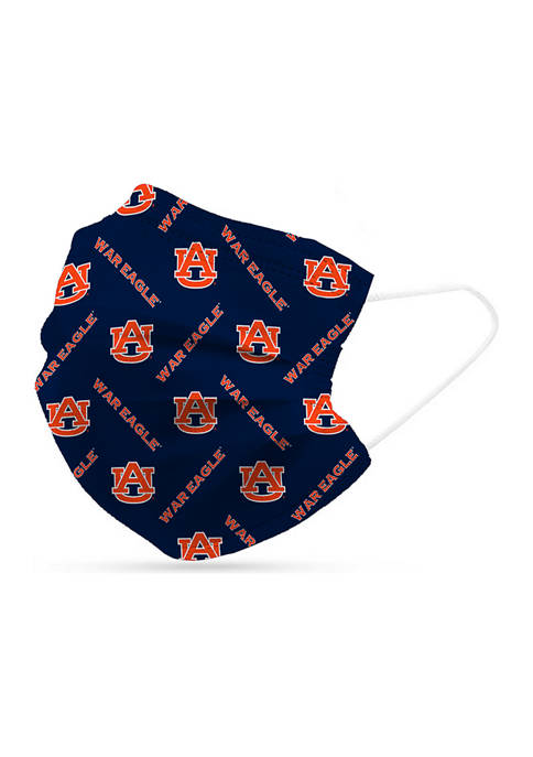Logo Adult NCAA Auburn Tigers 6 Pack Disposable
