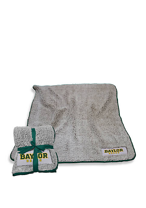 Logo Baylor University Frosty Fleece Blanket