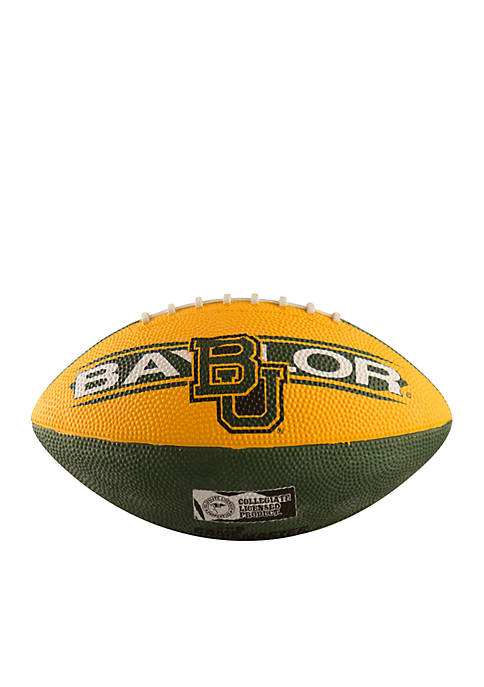 Logo Baylor University Gamemaster Mini Rubber Football