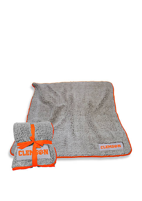 Logo Clemson University Tiger Frosty Fleece