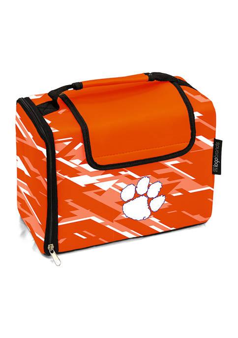 NCAA Clemson Tigers 12-Pack Kase Keeper