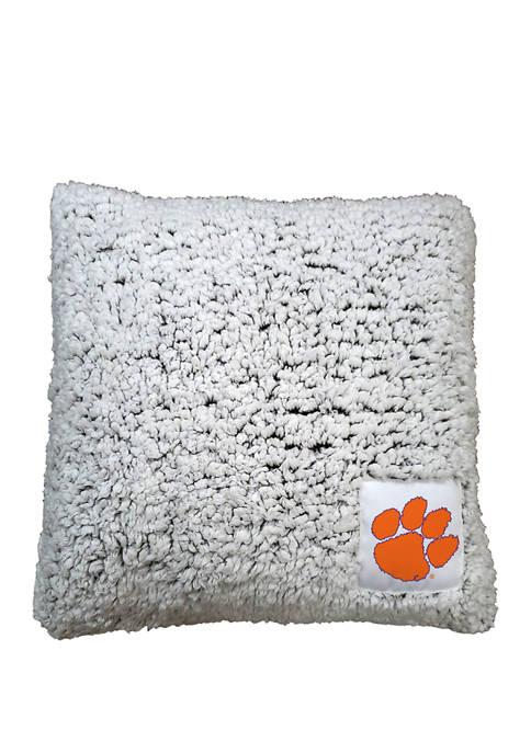 NCAA Clemson Tigers Frosty Throw Pillow