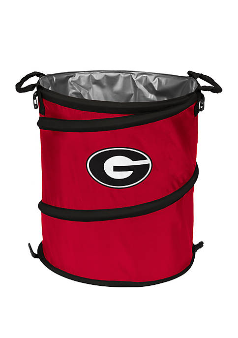 Logo UGA Bulldogs Collapsible 3-in-1 Cooler