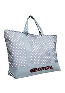 Logo Georgia Bulldogs Tote