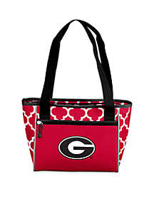 University of Georgia 16-Can Cooler Tote