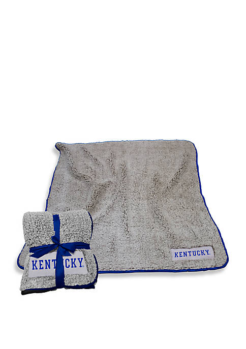 Kentucky Frost Fleece Blanket