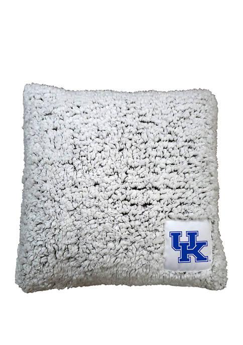 NCAA Kentucky  Wildcats Frosty Throw Pillow