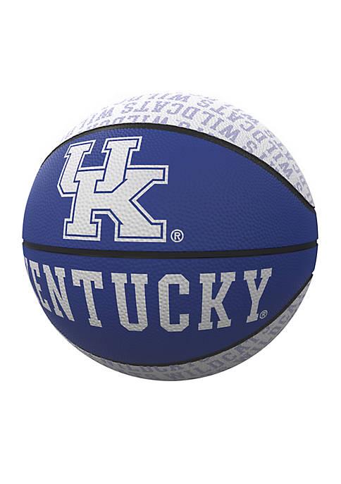 Kentucky Wildcats Mini Size Rubber Basketball