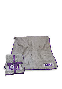Louisiana State University Frosty Fleece Blanket