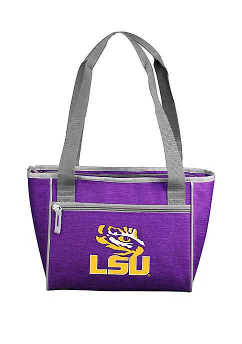 Logo LSU Tigers 16 Can Cooler Tote