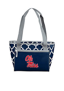 Logo University of Mississippi 16-Can Cooler Tote