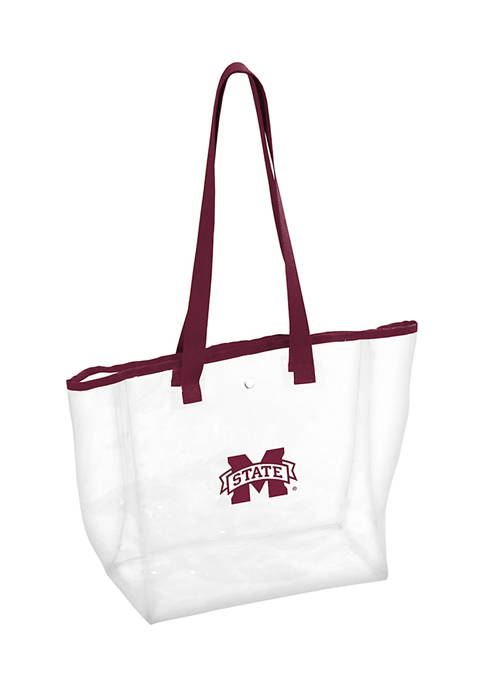 NCAA Mississippi State Bulldogs Stadium Clear Bag