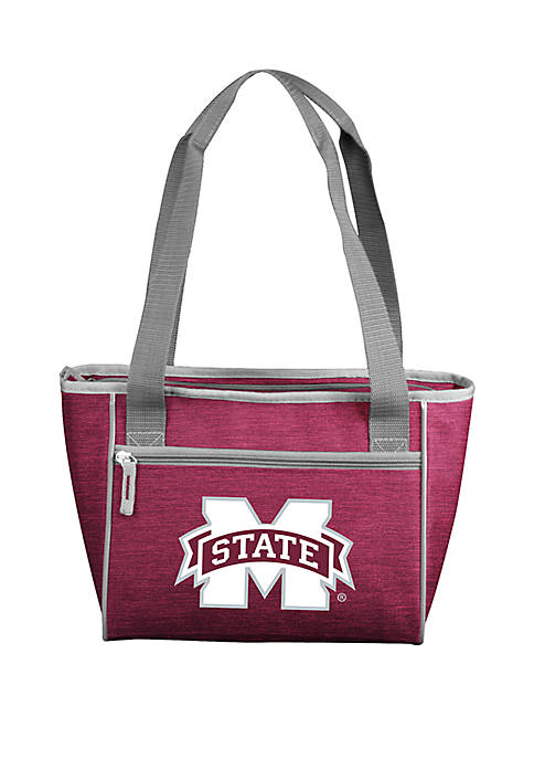 Logo Mississippi State Bulldogs 16 Can Cooler Tote