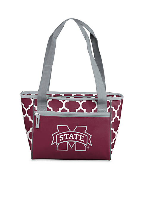 Mississippi State University 16-Can Cooler Tote