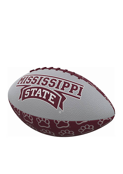 Logo Mississippi State Mini Size Football