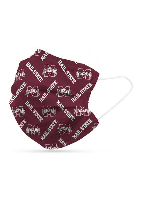 Logo Adult NCAA Mississippi State Disposable 6 Pack