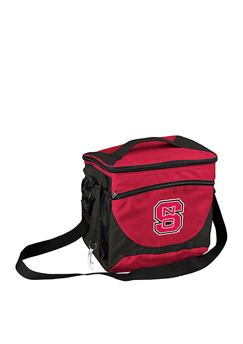 Logo NC State 24 Can Cooler