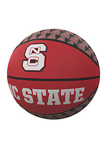 NC State Wolfpack Mini Size Rubber Basketball