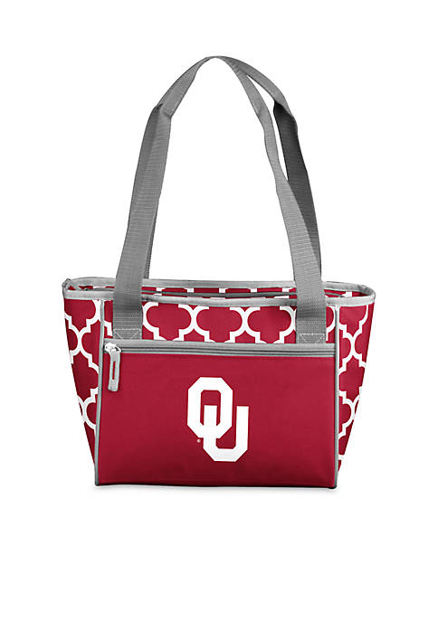 University of Oklahoma 16-Can Cooler Tote