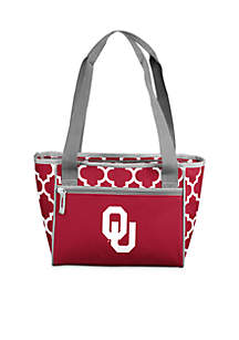 Logo University of Oklahoma 16-Can Cooler Tote