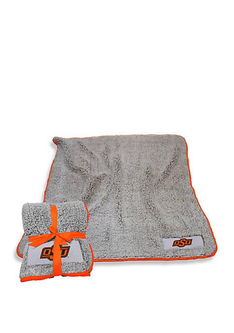 Logo OSU Frosty Fleece Blanket