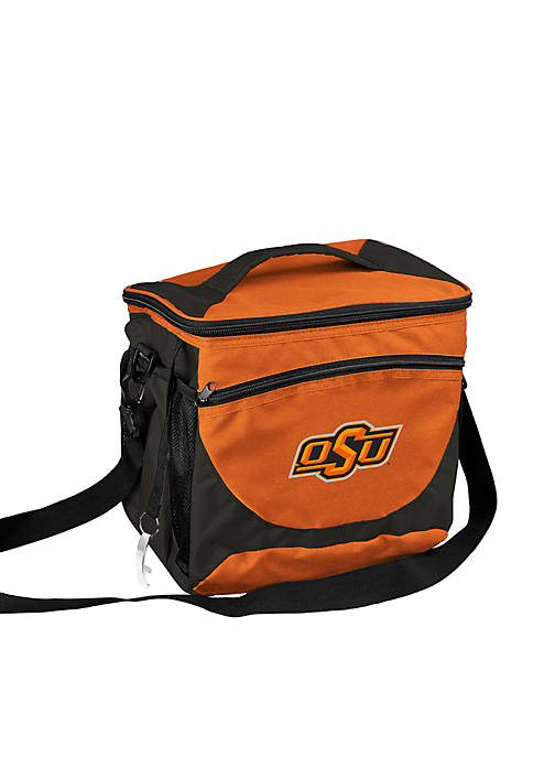 Logo Oklahoma State University 24-Can Cooler