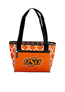Oklahoma State University 16-Can Cooler Tote