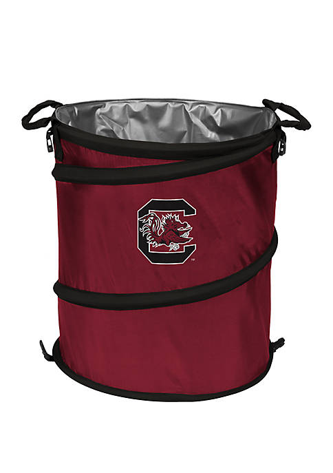 Logo USC Gamecocks Collapsible 3-in-1 Cooler