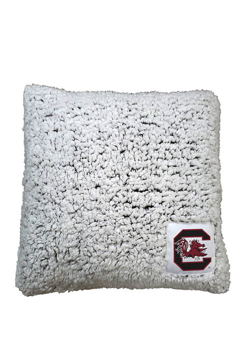 NCAA South Carolina Gamecocks Frosty Throw Pillow