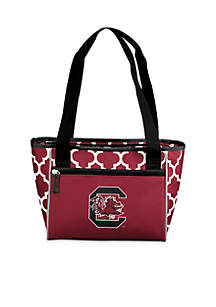 University of South Carolina 16-Can Cooler Tote