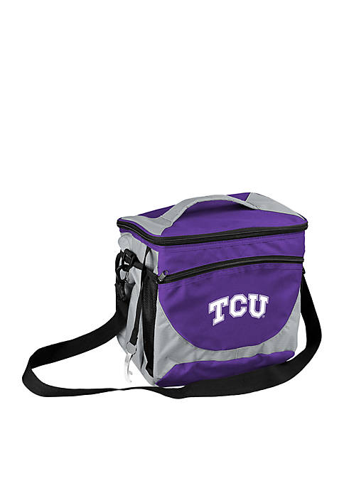 Logo TCU 24 Can Cooler