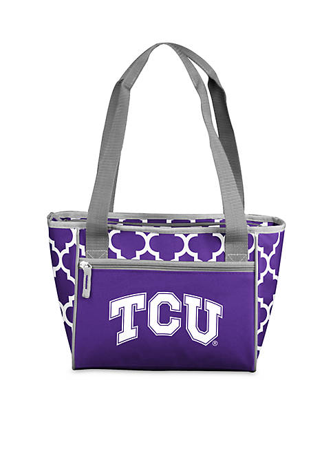 Texas Christian University 16-Can Cooler Tote