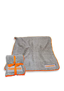 Logo University of Tennessee Frosty Fleece Blanket