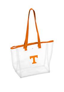 Logo Tennessee Volunteers Clear Stadium Tote