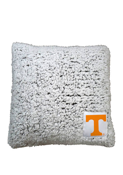 NCAA Tennessee Volunteers Frosty Throw Pillow