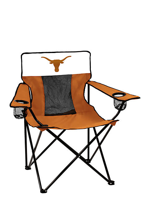 Logo Texas Longhorns Elite Chair