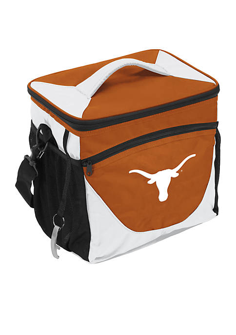 Logo Texas Longhorns Can Cooler