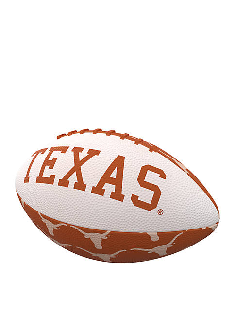Logo Texas Longhorns Mini Football