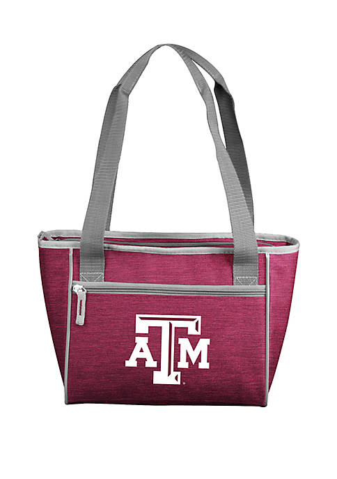 Logo Texas A&M Aggies 16 Can Cooler Tote