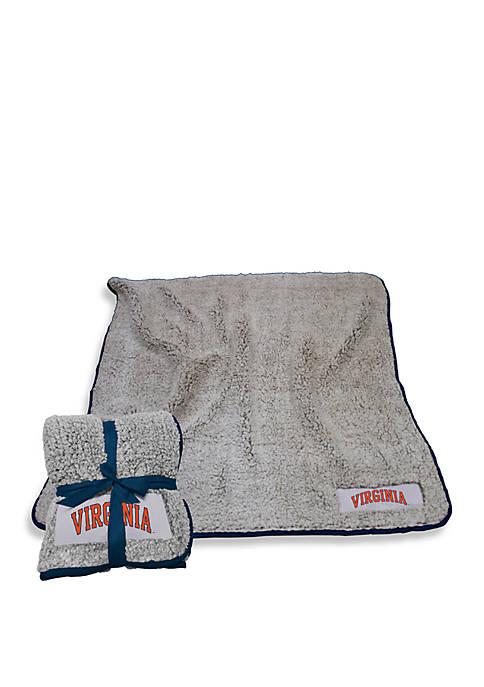 University of Virginia Frosty Fleece Blanket