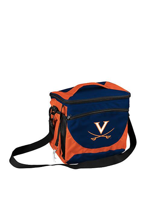 Logo Virginia Cavaliers 24-Can Cooler