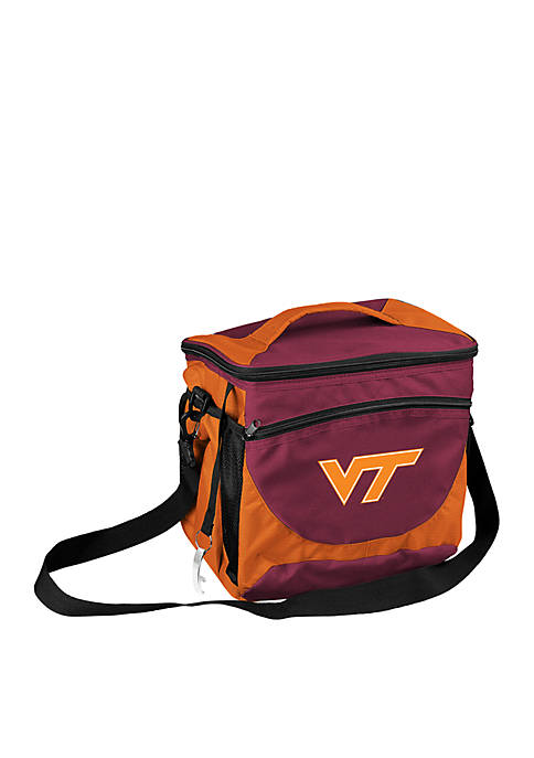 Logo Virginia Tech 24-Can Cooler
