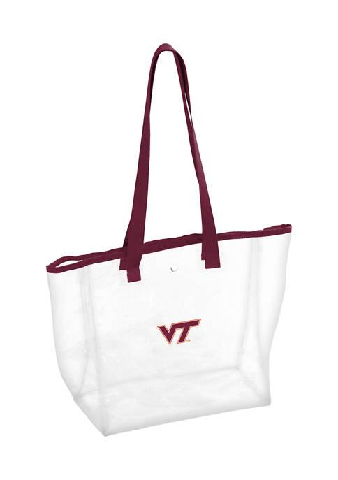 NCAA  Virginia Tech Hokies Clear Bag