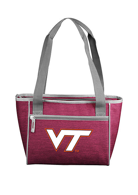 Logo Virginia Tech Hokies 16 Can Cooler Tote